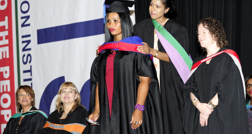 Student Teachers from rural KwaZulu- Natal Graduates