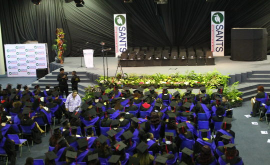 Qualification Ceremony: Diploma in Grade R Teaching Graduands