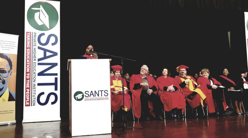 Qualification Ceremony 2019: Message by a Student